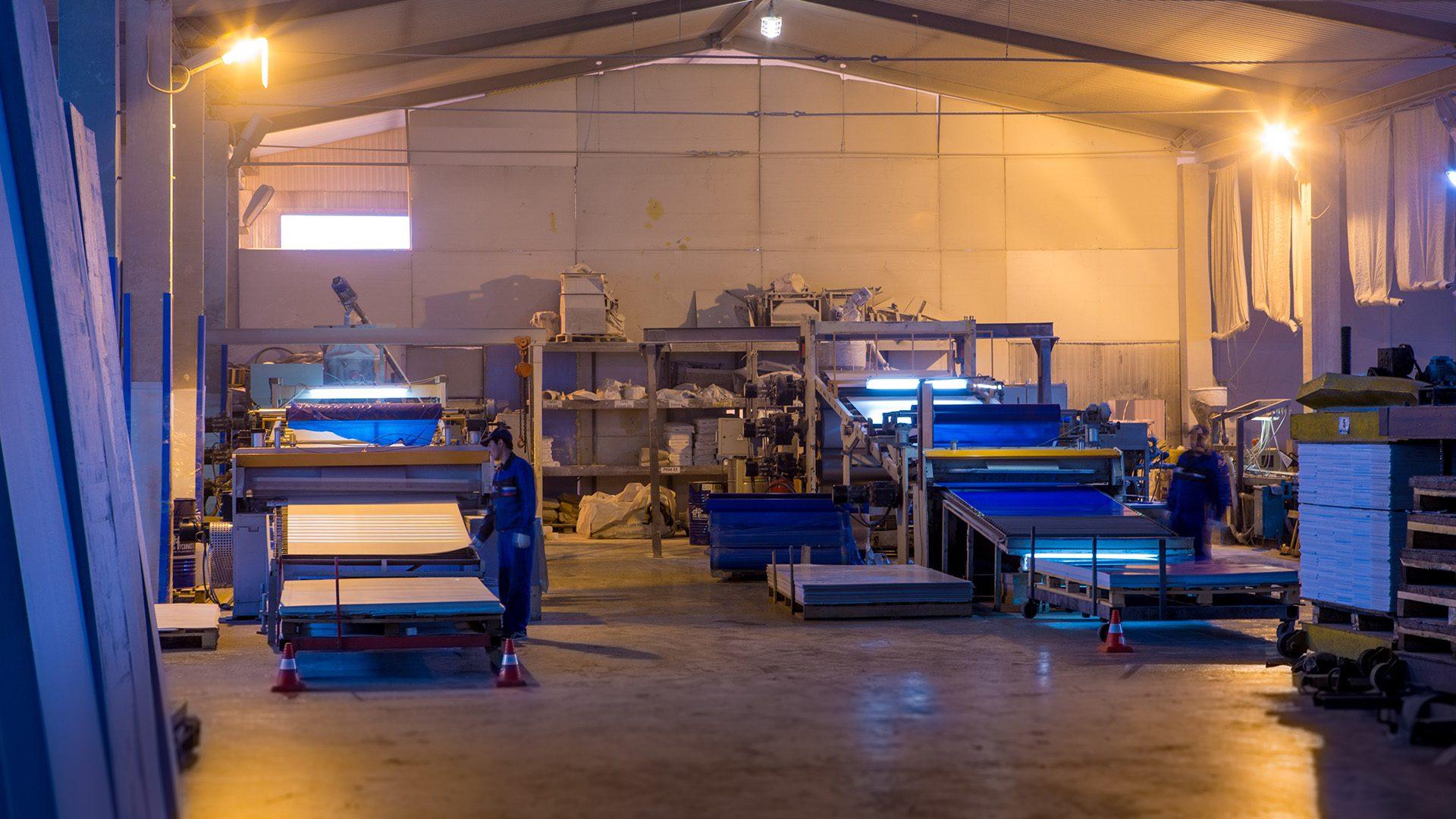 ТД Евроконст — производство сэндвич панелей