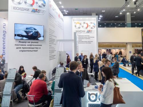 ТД Евроконст, Interplastica 2019